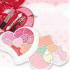 MuliGuli甜心彩妆盒