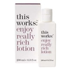 This WorksEnjoy Really Rich Lotion