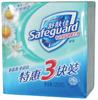 Safeguard金银花/菊花香皂