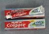 colgate360度牙膏