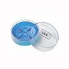 dhc蓝彩双层皂盒