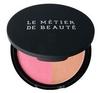 Le Metier De Beaute�p色二重奏粉盒腮�t
