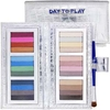 Pop Beautyday to play wallet24眼影盘