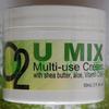 O2UMIX多用途无香保湿霜