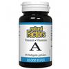 Natural Factors维生素A软胶囊
