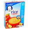 嘉宝婴儿混合谷物苹果味米粉