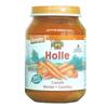 Holle婴儿有机胡萝卜泥