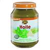 Holle婴儿有机菠菜大米泥