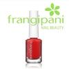 Frangipani热辣红环保指甲油RD06