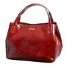 Max Mara红色漆皮手袋