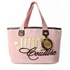 Juicy Couture粉色甜美女生迷你小拎包