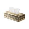 ANNA SUI华丽黑蕾丝面纸盒