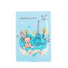 Teddy Bear Collection保�裱a水面�N膜(�{色小熊)