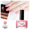 膜玉糖果小姐草莓布丁粉嫩色指甲油