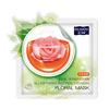露兰姬娜野玫瑰深润滋养花液面膜