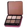 【其他】1028 VISUAL THERAPY布朗尼6色眼妆盒