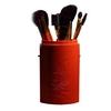 WEIQIAN引领美十二生肖化妆刷桶装