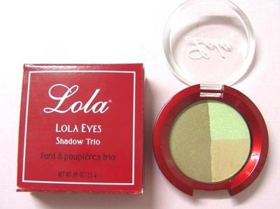 Lola三色柔滑眼影
