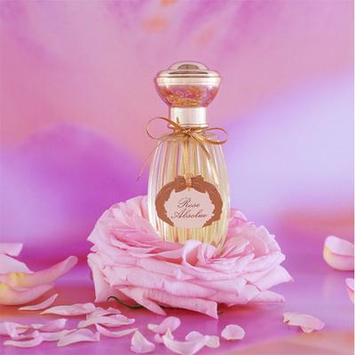 安霓可古特尔Rose Absolute绝对玫瑰香水