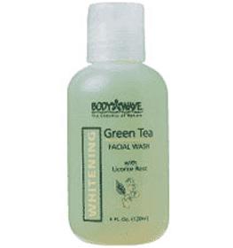 美体考究绿茶洁面乳