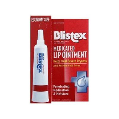 Blistex医药特效修护唇膏
