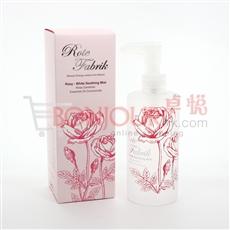 Rote Fabrik玫瑰嫩白水