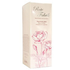 Rote Fabrik玫瑰身体润肤乳