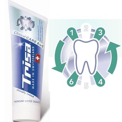 Trisa固齿舒敏牙膏