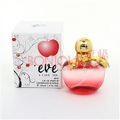 乔普Eve I love you apple parfum夏娃苹果香水