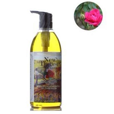 纽比士玫瑰精油沐浴乳/露