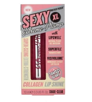 SOAP&GLORY性感妈咪XL号胶原蛋白丰润唇彩