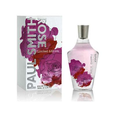 保罗·史密斯玫瑰情人香水2012限量版