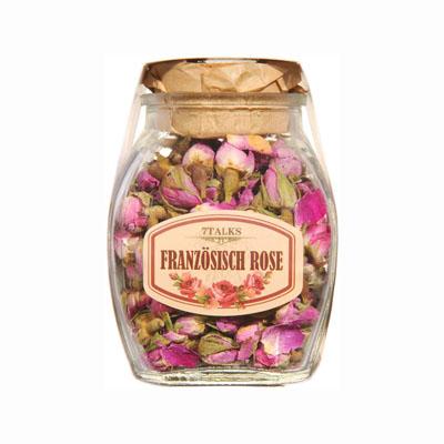 爱这茶语法兰西玫瑰 花草茶