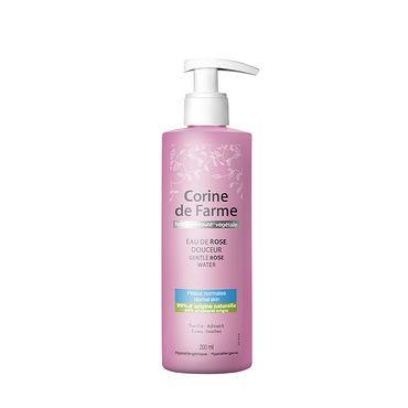 法国黎之芙Corine de Farme营养精纯玫瑰水